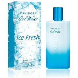 Купить Davidoff Cool Water Ice Fresh на Духи.рф | Оригинальная парфюмерия для мужчин!