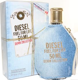 Купить Diesel Fuel For Life Denim Collection на Духи.рф | Оригинальная парфюмерия!