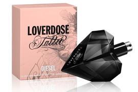 Купить Diesel Loverdose Tattoo на Духи.рф