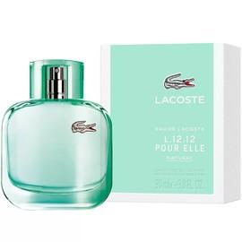 Купить Lacoste L.12.12 Pour Elle Natural на Духи.рф   Оригинальная парфюмерия!