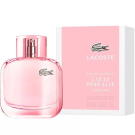 Купить Lacoste L.12.12 Pour Elle Sparkling на Духи.рф   Оригинальная парфюмерия!