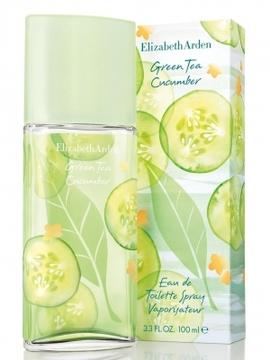 Купить Elizabeth Arden Green Tea Cucumber на Духи.рф | Оригинальная парфюмерия!