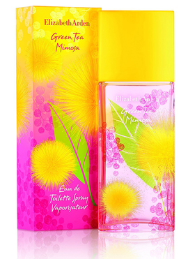 Купить Elizabeth Arden Green Tea Mimosa на Духи.рф | Оригинальная парфюмерия!