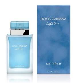 Купить Dolce & Gabbana Light Blue Eau Intense на Духи.рф | Оригинальная парфюмерия!