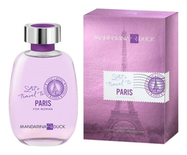 Mandarina Duck - Let's Travel To Paris For Woman