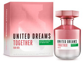 Купить Benetton United Dreams Together For Her