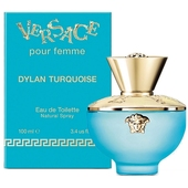 Dylan Turquoise Pour Femme