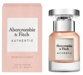 Купить Abercrombie & Fitch Authentic Woman на Духи.рф | Оригинальная парфюмерия!
