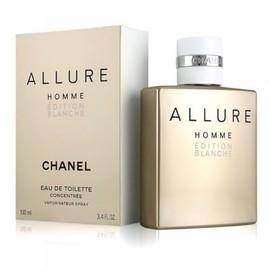 Купить Chanel Allure Edition Blanche на Духи.рф | Оригинальная парфюмерия для мужчин!