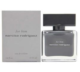 Купить Narciso Rodriguez For Him на Духи.рф | Оригинальная парфюмерия для мужчин!