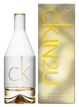 Купить Calvin Klein Ck In2u на Духи.рф | Оригинальная парфюмерия!