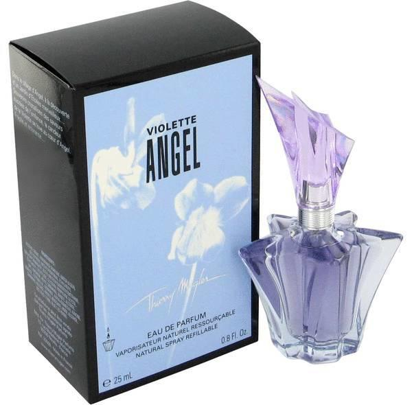 Thierry mugler angel violette for Thierry mugler dis moi miroir