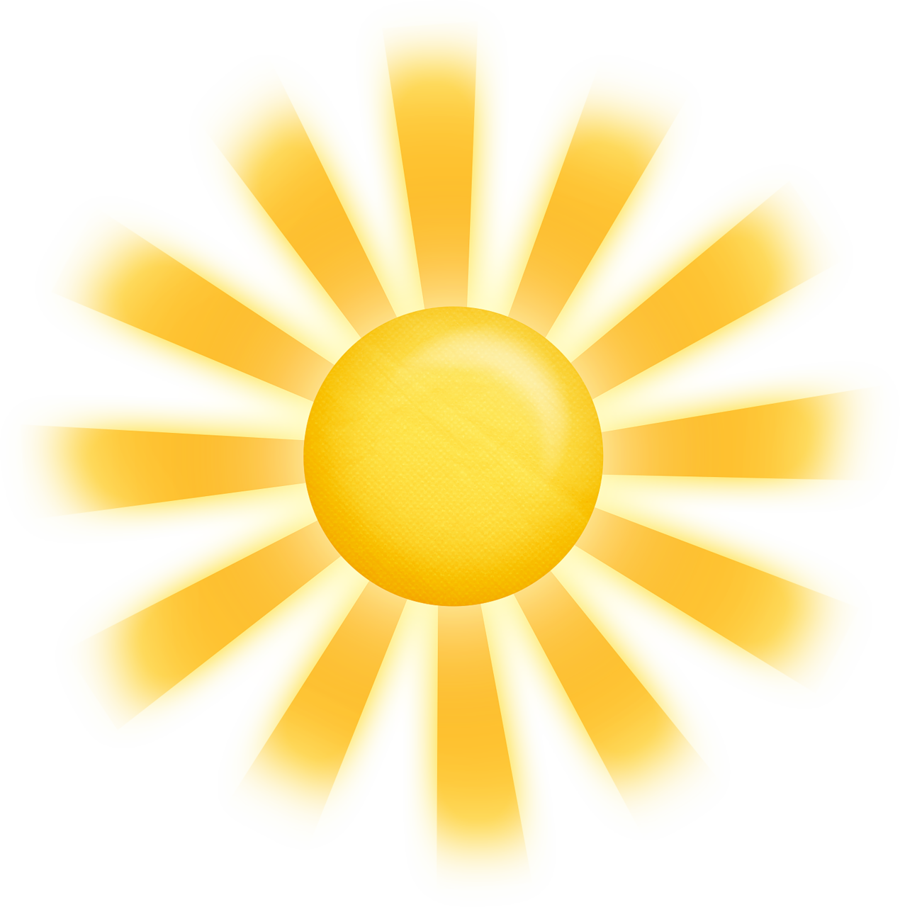 Солнечные лучи