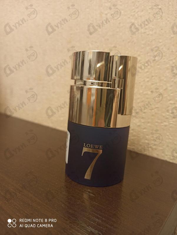 Парфюмерия Seven от Loewe