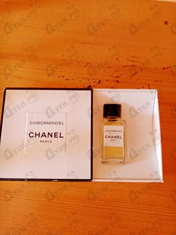 Парфюмерия Chanel Coromandel