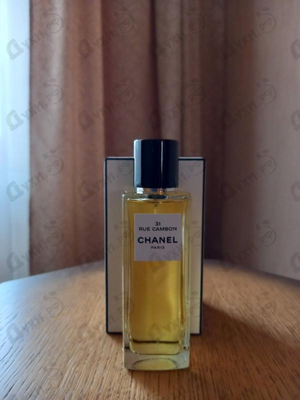 Духи 31 Rue Cambon от Chanel
