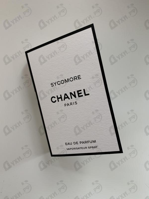 Духи Sycomore от Chanel