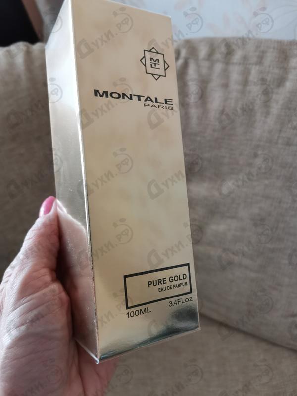 Духи Pure Gold от Montale