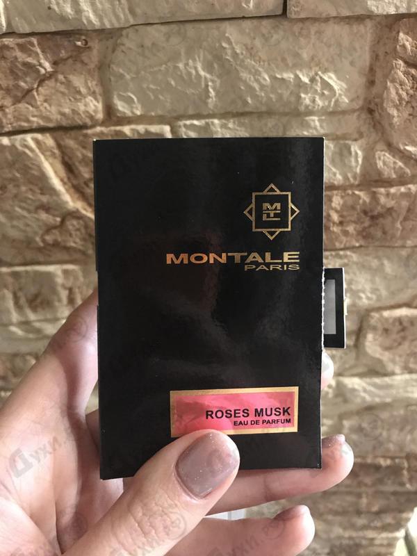Парфюмерия Montale Roses Musk