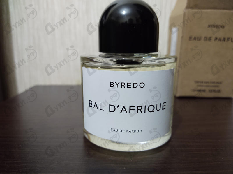 Парфюмерия Bal D'afrique от Byredo Parfums