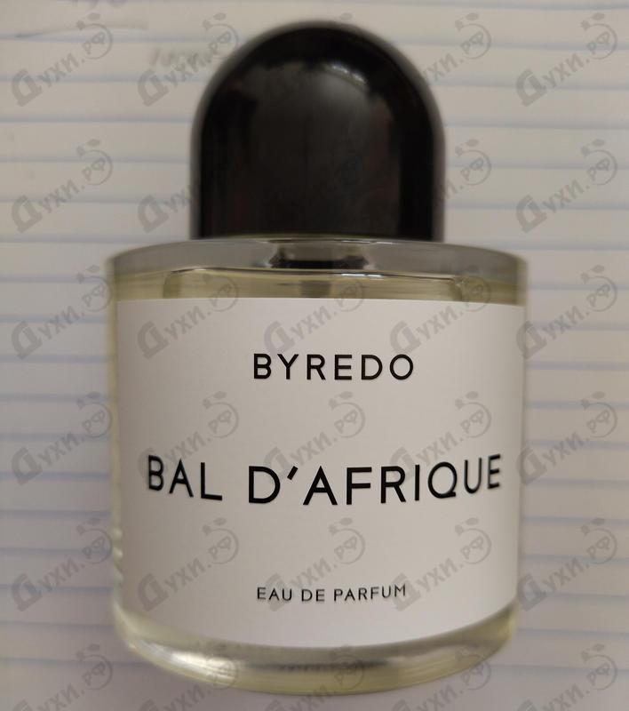 Купить Byredo Parfums Bal D'afrique