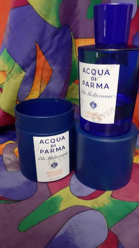 Духи Blu Mediterraneo - Arancia Di Capri от Acqua Di Parma