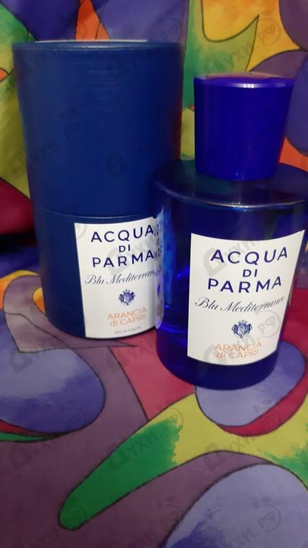Парфюмерия Blu Mediterraneo - Arancia Di Capri от Acqua Di Parma