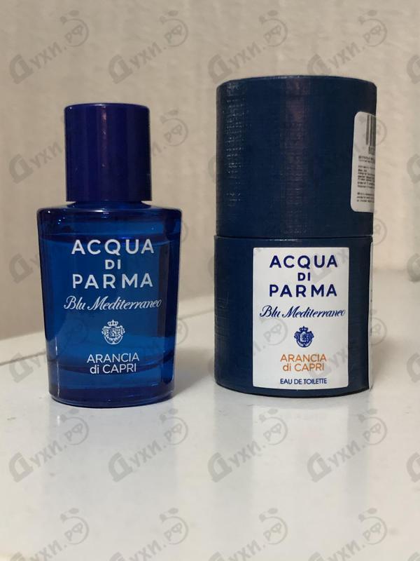 Купить Acqua Di Parma Blu Mediterraneo - Arancia Di Capri