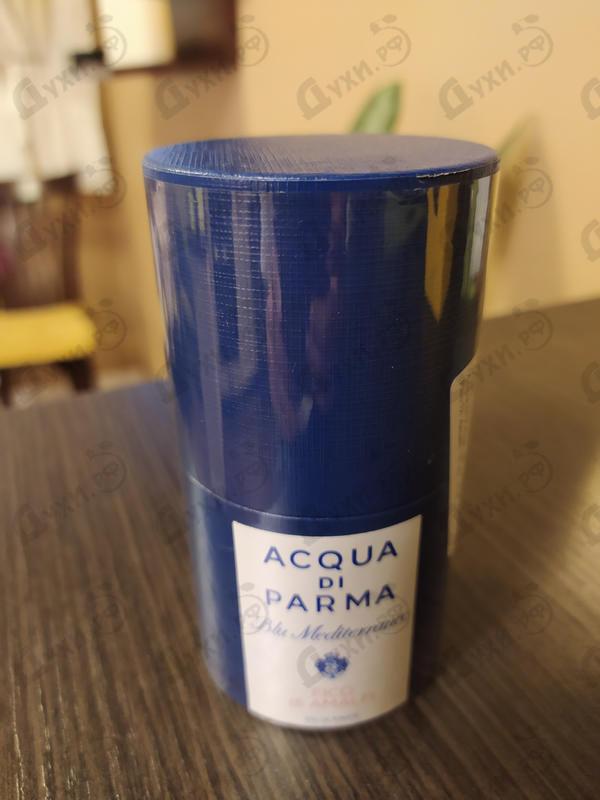 Парфюмерия Acqua Di Parma Blu Mediterraneo - Fico Di Amalfi