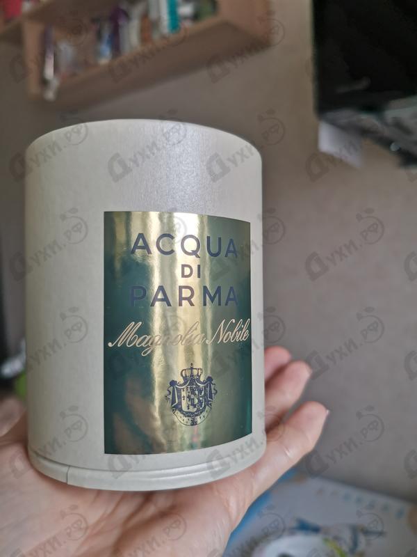 Отзыв Acqua Di Parma Magnolia Nobile