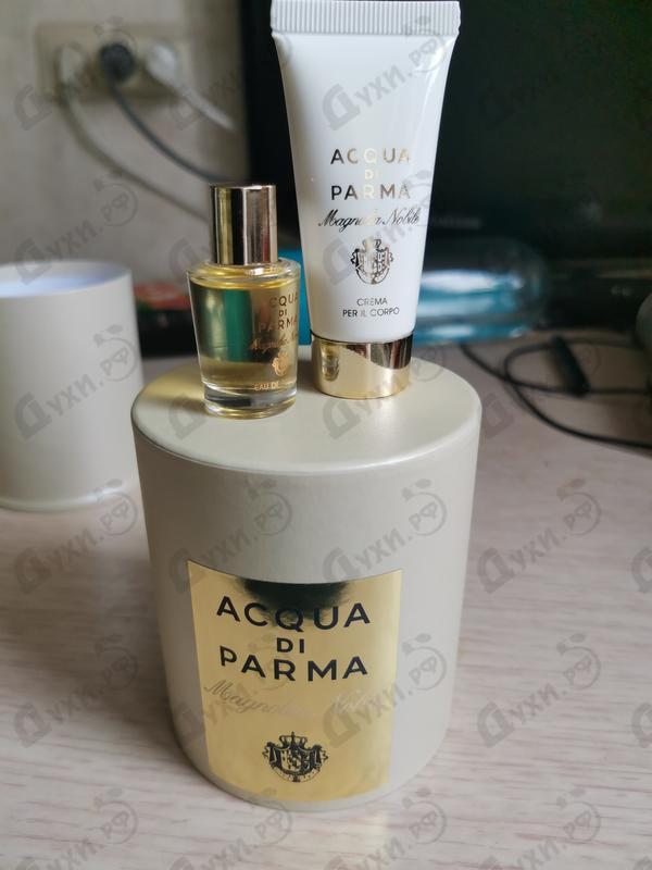 Духи Magnolia Nobile от Acqua Di Parma