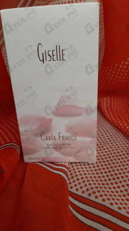 Отзыв Carla Fracci Giselle