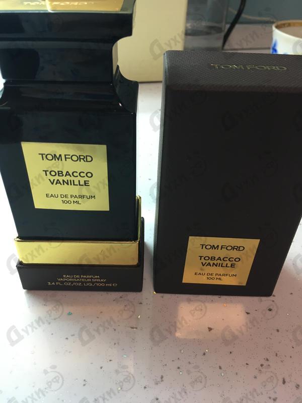 Купить Tobacco Vanille от Tom Ford