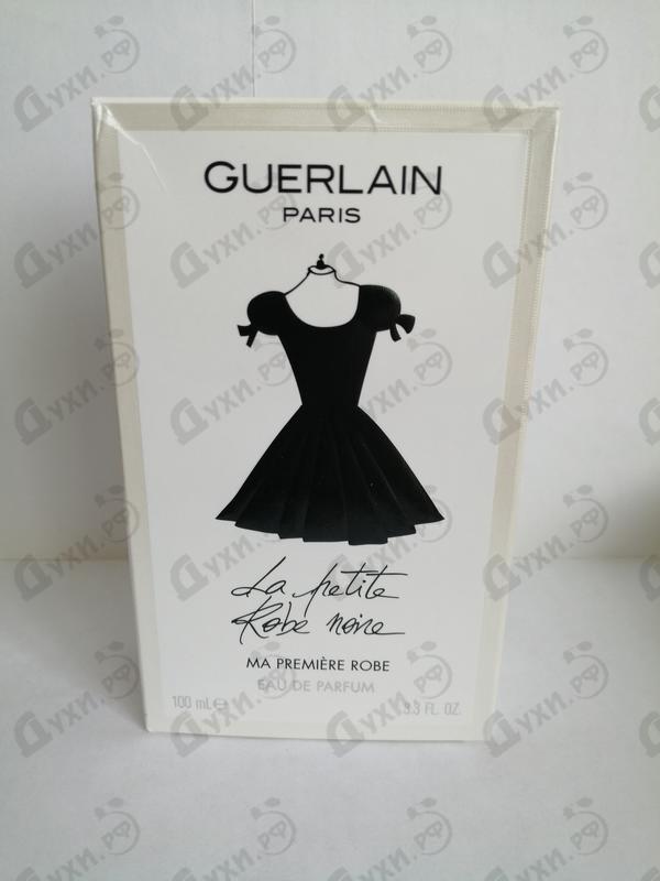 Отзыв Guerlain La Petite Robe Noire