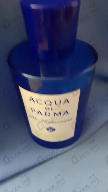 Духи Blu Mediterraneo Bergamotto Di Calabria от Acqua Di Parma