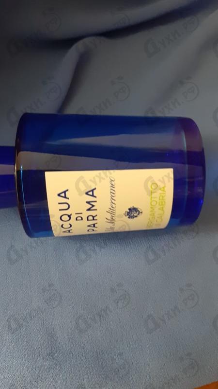 Парфюмерия Blu Mediterraneo Bergamotto Di Calabria от Acqua Di Parma