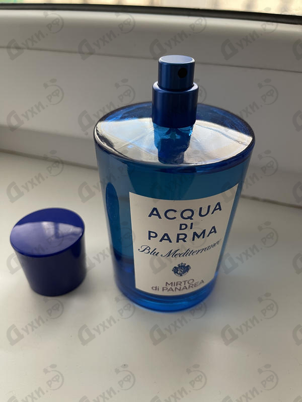 Парфюмерия Acqua Di Parma Blu Mediterraneo Mirto Di Panarea