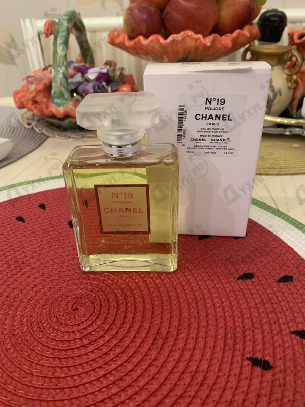 Отзывы Chanel 19 Poudre