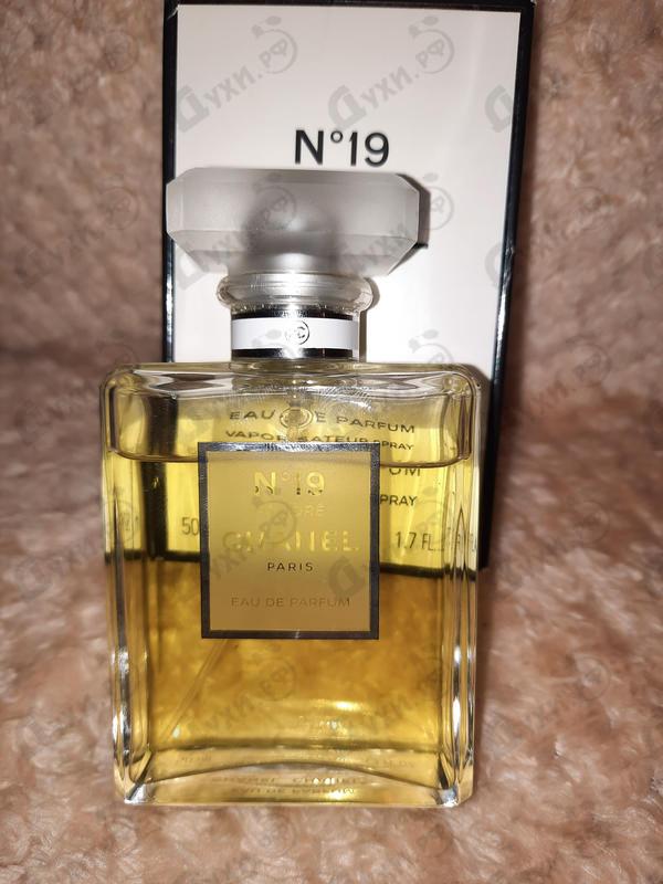 Духи 19 Poudre от Chanel