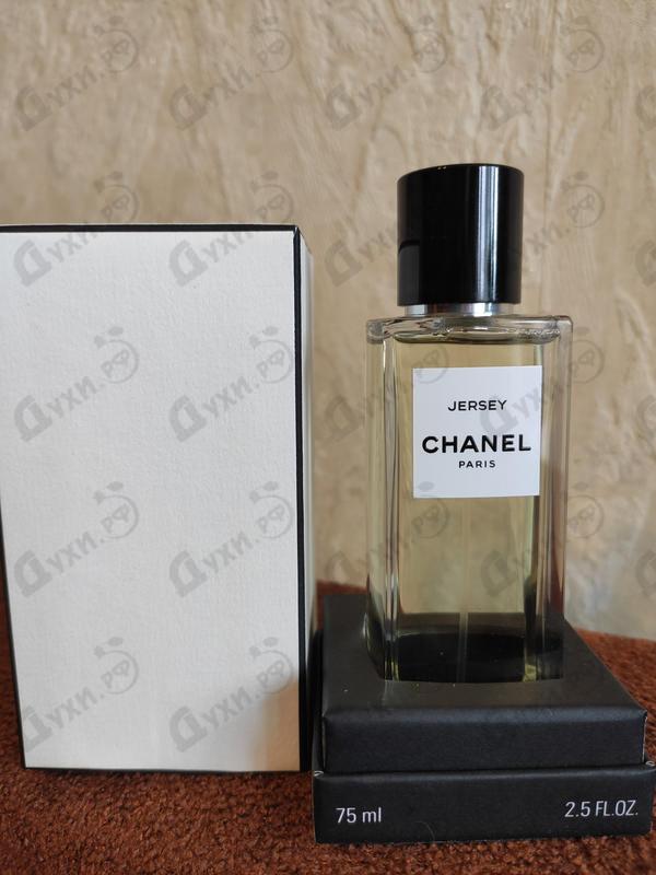 Парфюмерия Jersey от Chanel