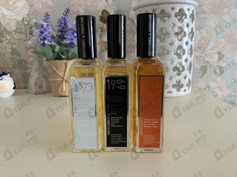 Отзыв Histoires De Parfums 1873