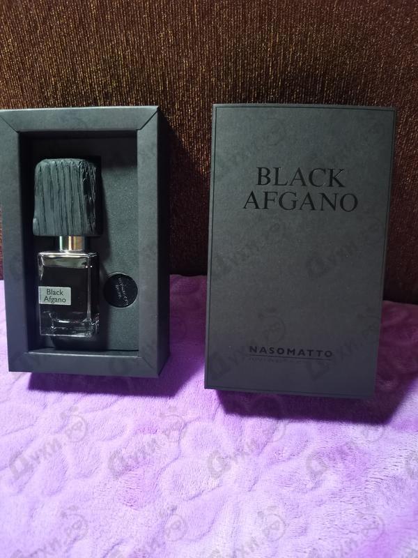 Отзыв Nasomatto Black Afgano