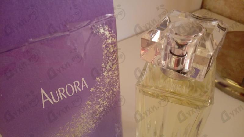 Духи Aurora от Carla Fracci