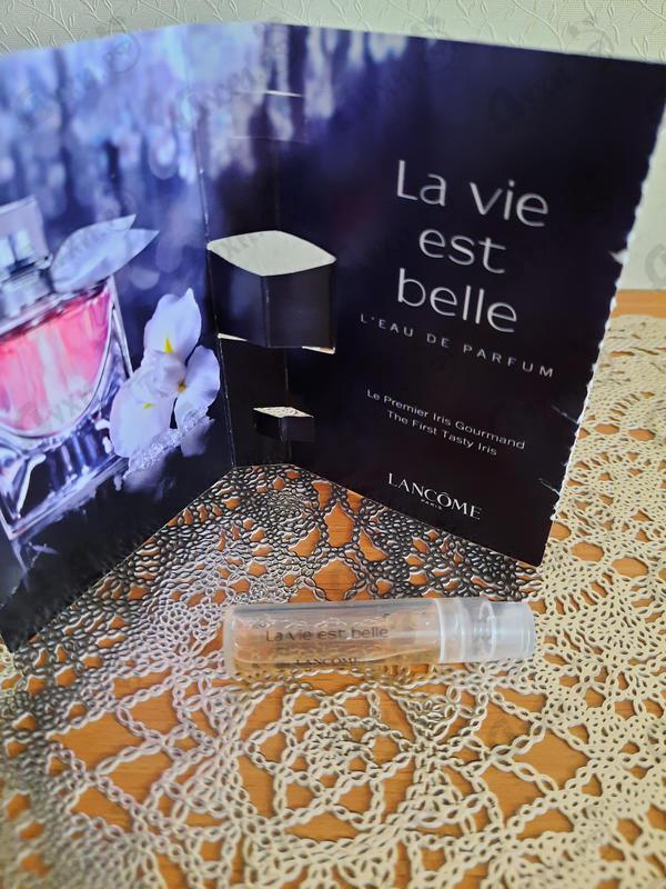 Духи La Vie Est Belle от Lancome