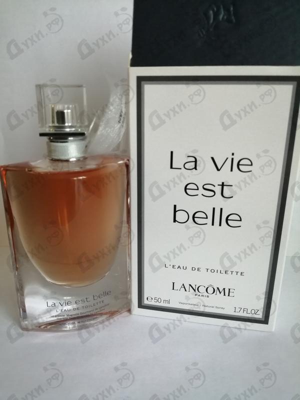 Парфюмерия La Vie Est Belle от Lancome