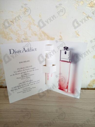 Парфюмерия Addict Eau Delice от Christian Dior
