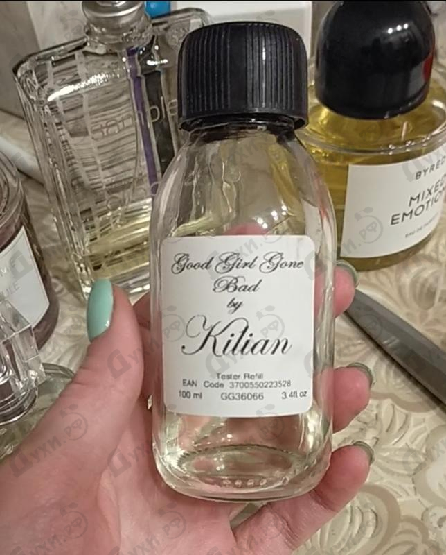 Отзывы Kilian Good Girl Gone Bad