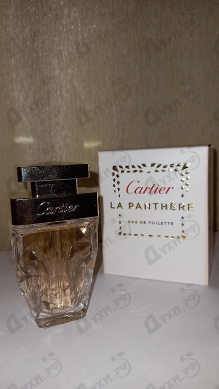 Духи La Panthere от Cartier