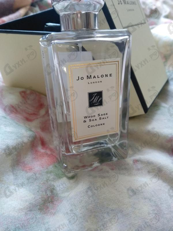 Купить Wood Sage & Sea Salt от Jo Malone