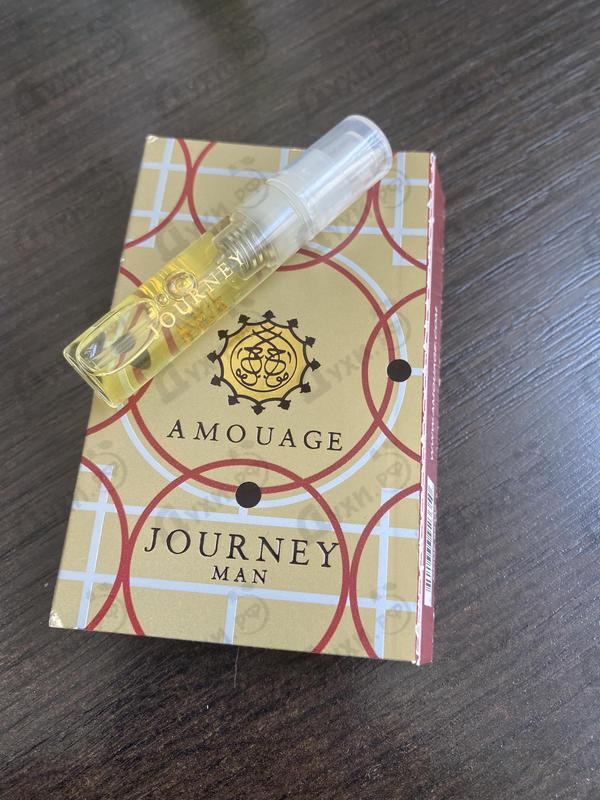 Парфюмерия Journey от Amouage